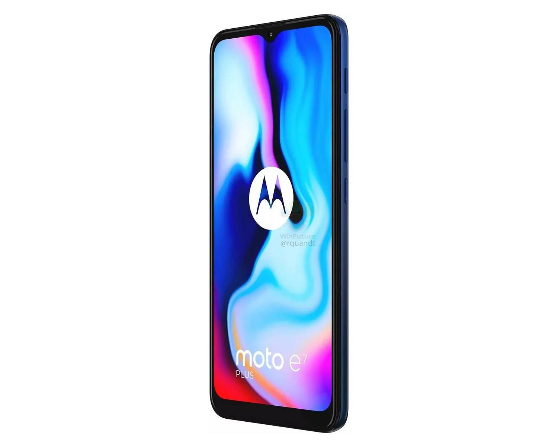 kiedy premiera Motorola Moto E7 Plus cena specyfikacja rendery dane techniczne