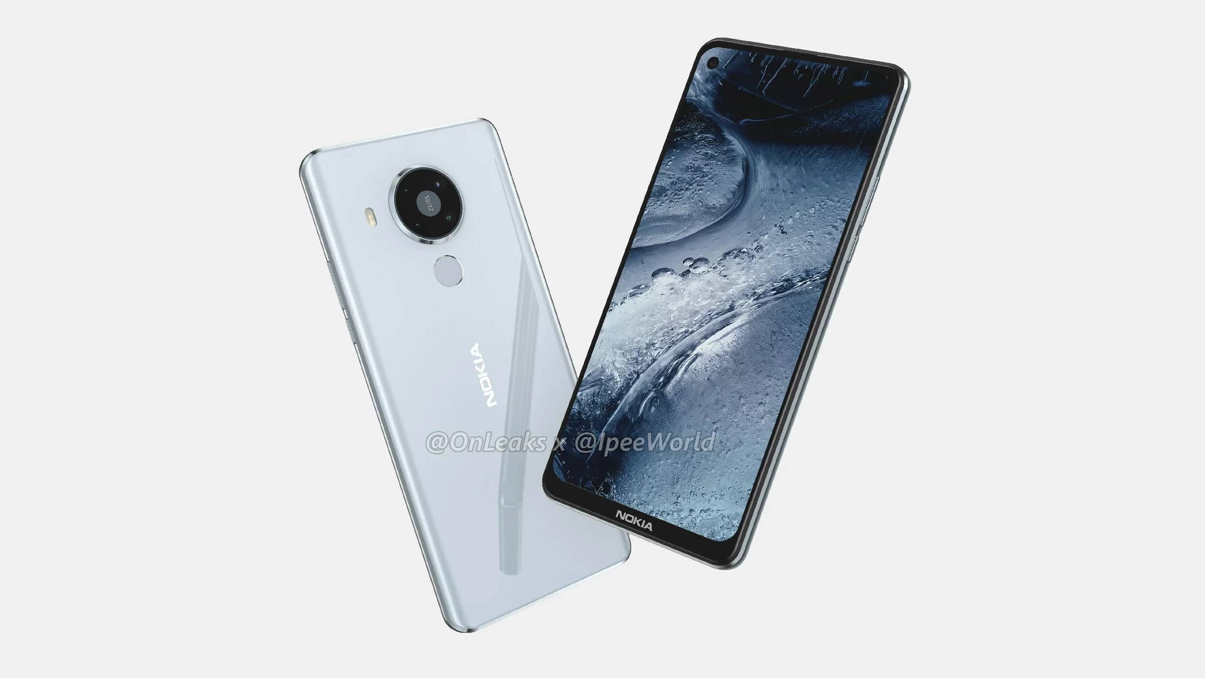rendery Nokia 7.3 5G cena specyfikacja dane techniczne kiedy premiera