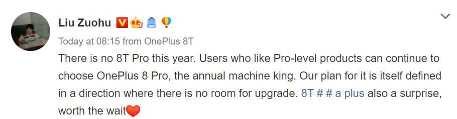 kiedy premiera OnePlus 8T Pro zdjęcia specyfikacja dane techniczne plotki przecieki wycieki Pete Lau