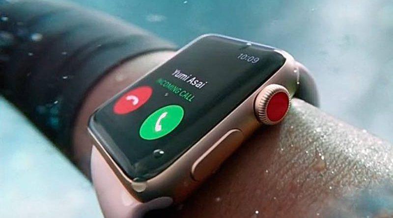 Apple Watch series 3 problemy z watchOS 7 błędy jak naprawić opinie