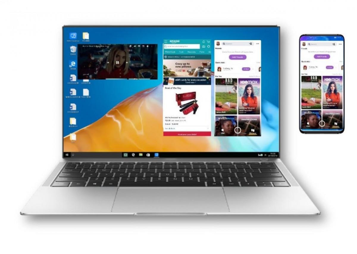 nakładka Huawei EMUI 11 beta bez Android 11 co nowego nowości