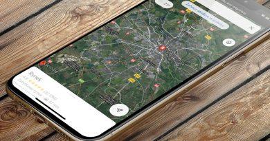 Google Maps dostaje nowe funkcje dla rowerzystów