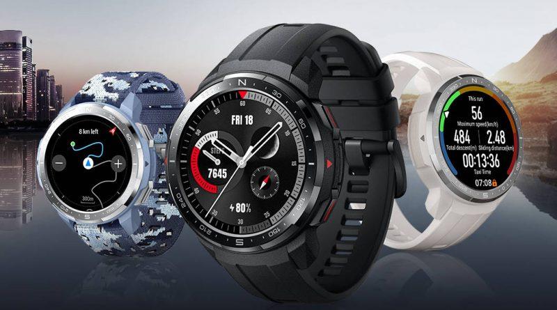 smartwatch Honor Watch ES cena specyfikacja funkcje dane techniczne gdzie kupić najtaniej w Polsce
