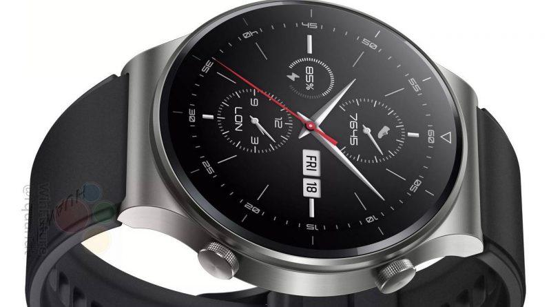 kiedy premiera smartwatch Huawei Watch GT 2 Pro cena rendery specyfikacja dane techniczne