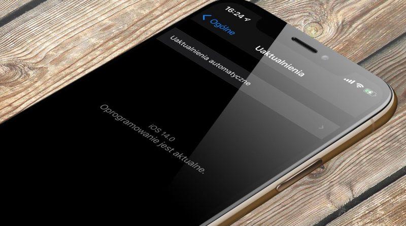 aktualizacja iOS 14 beta 8 Apple iPhone co nowego nowości zmiany