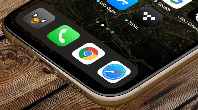 iOS 14 beta jaki zmienić domyślną przeglądarkę internetową Apple Safari na Google Chrome
