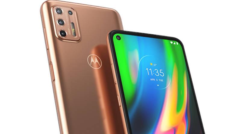 Moto G9 Plus oficjalnie. Duży smartfon z 6,8″ ekranem