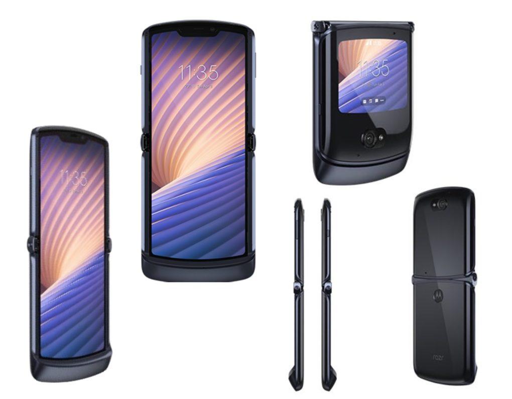 data premiery Motorola razr 5G cena kiedy plotki przecieki wycieki specyfikacja dane techniczne