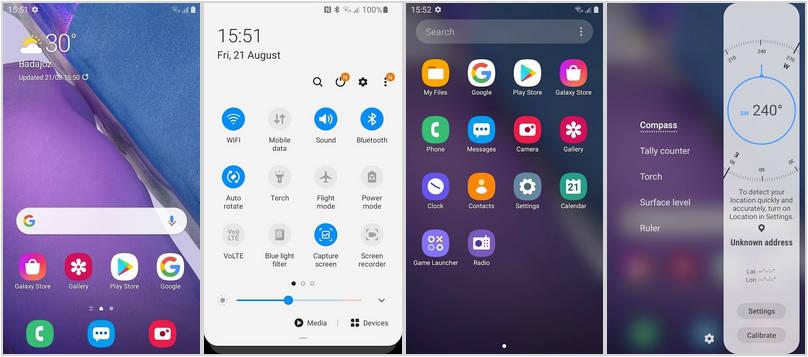 Aktualizacja Android One UI 2.5 dla Samsung Galaxy A3 J5 J6 J7 Core jak wgrać H-ROM