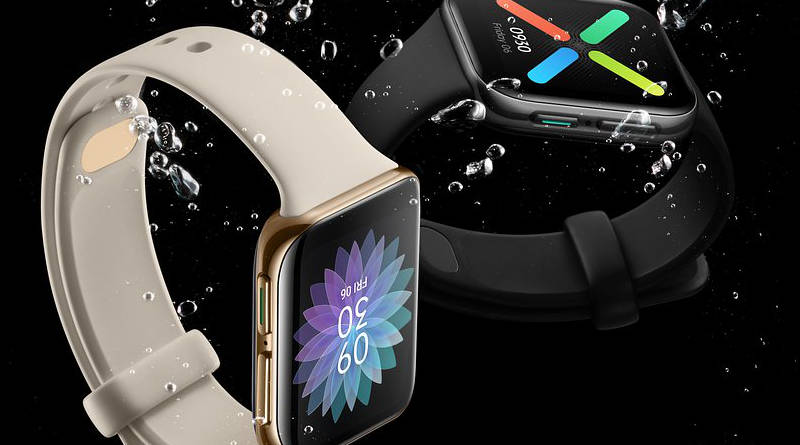 Oppo Watch EKG Wear OS smartwatch opinie jak działa