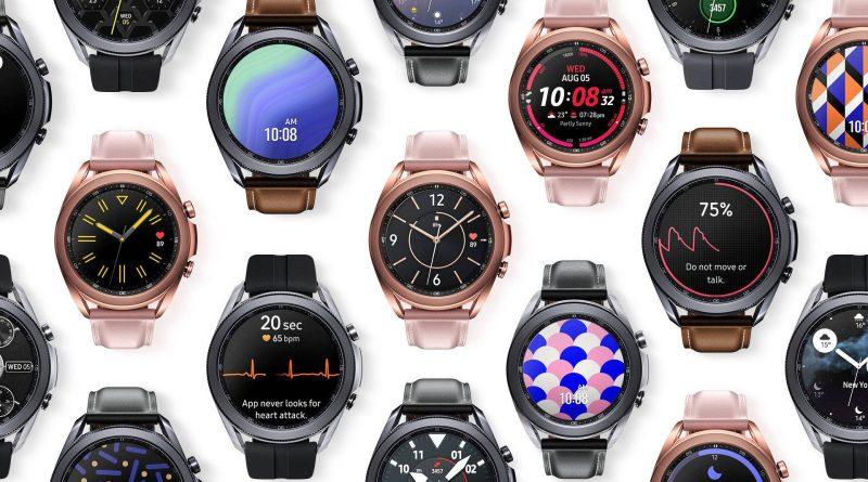 smartwatch Samsung Galaxy Watch 3 Titanium cena opinie specyfikacja dane techniczne gdzie kupić najtaniej