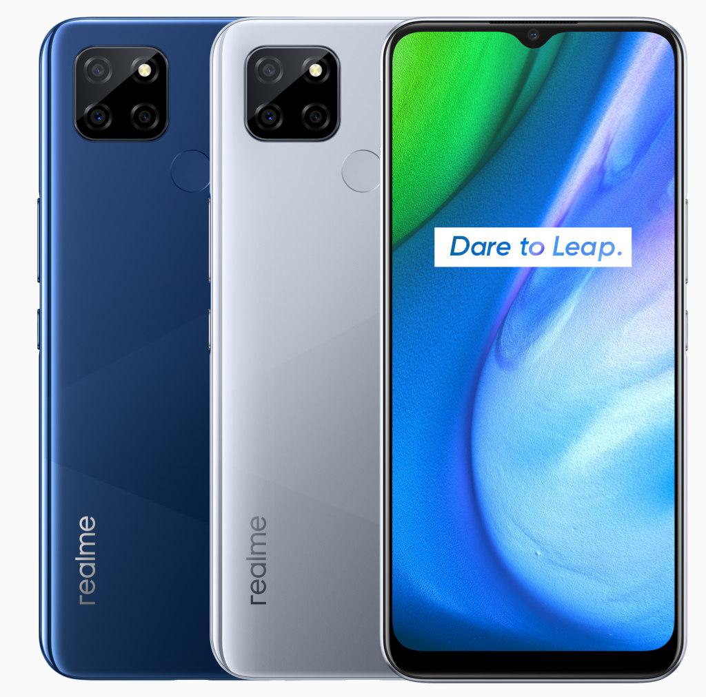premiera Realme V3 5G cena specyfikacja opinie dane techniczne tani smartfon z 5G