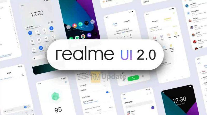 kiedy aktualizacja Realme UI 2.0 Android 11 jakie smartfony Realme lista smartfonów