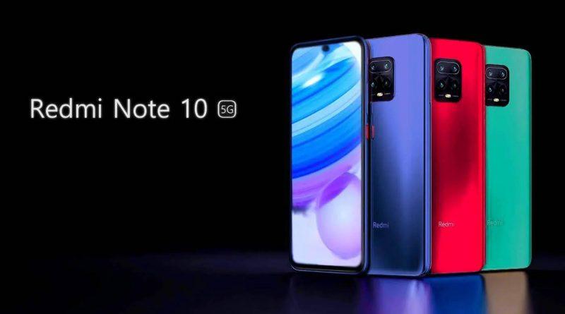 Xiaomi Redmi Note 10 5G kiedy premiera MediaTek Dimensity 820 plotki przecieki wycieki