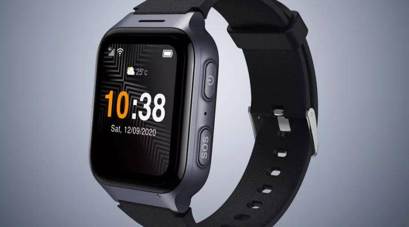 Smartwatch dla seniora TCL MoveTime Family Watch cena opinie co kupić funkcje