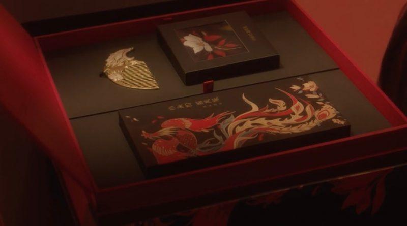 Xiaomi Mi 10 Guofeng Ya Gray - specjalna wersja dla filmu Mulan
