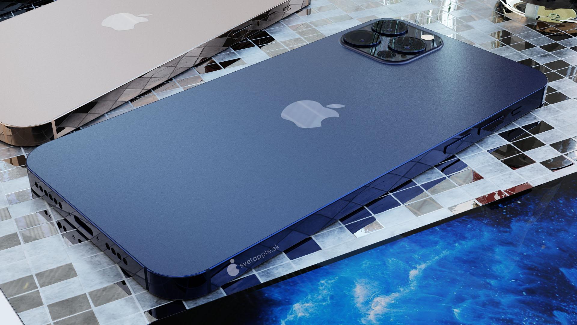 Apple iPhone 12 Pro rendery design kiedy premiera plotki przecieki wycieki