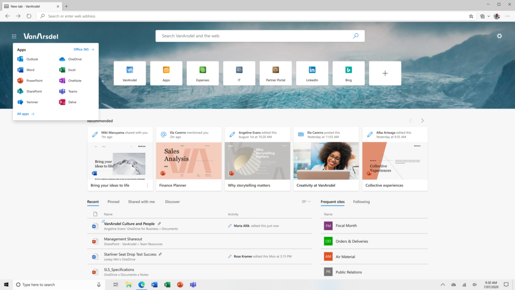 jesienna aktualizacja Windows 10 October 2020 Update co nowego nowości nowe menu Start wykaz zmian