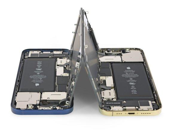 Rozbiórka iPhone 12 Pro naprawa opinie