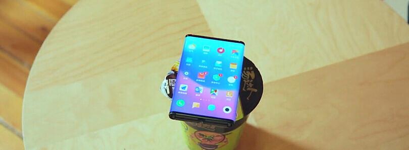 kiedy składany smartfon Xiaomi cetus MIUI 12