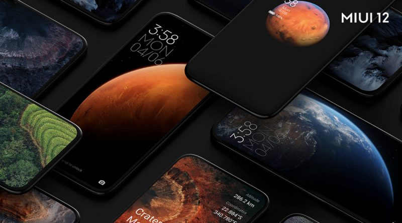 aktualizacja Xiaomi MIUI 12 beta aplikacja Notatki rysowanie