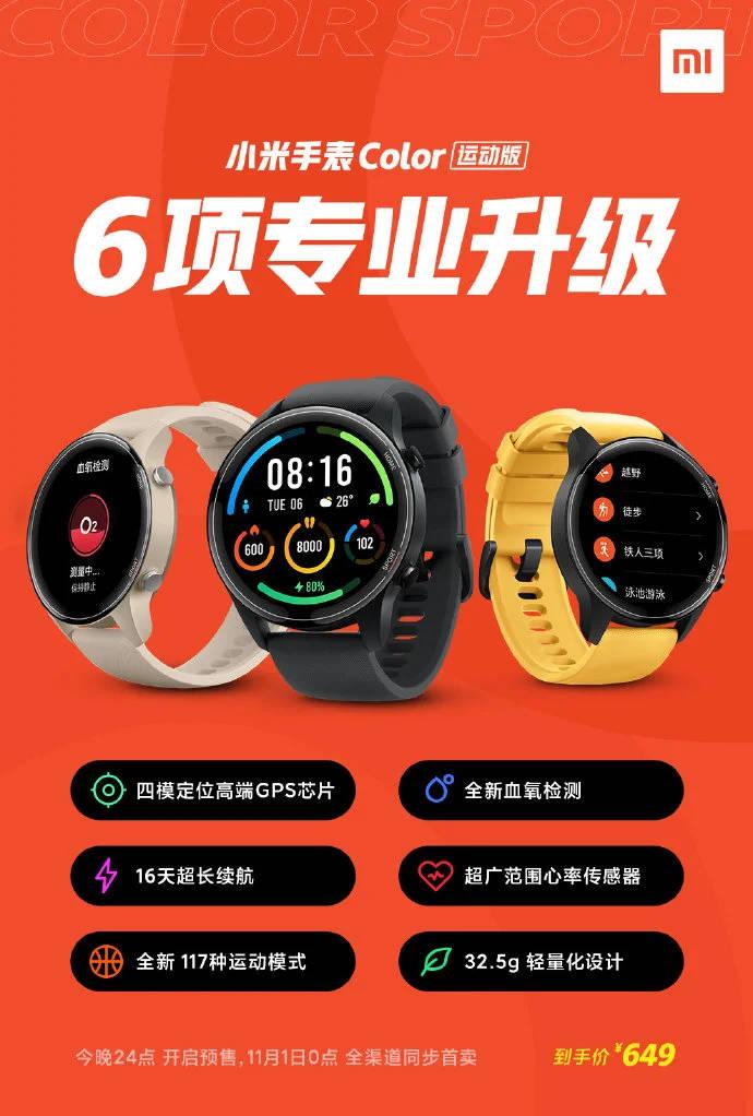 premiera Xiaomi Mi Watch Sports Edition cena opinie gdzie kupić najtaniej w Polsce specyfikacja funkcje dane techniczne
