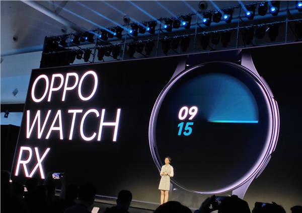 data premiery smartwatch Oppo Watch RX