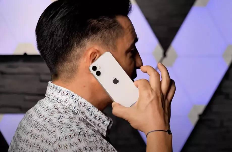 Apple iPhone 12 Mini wideo