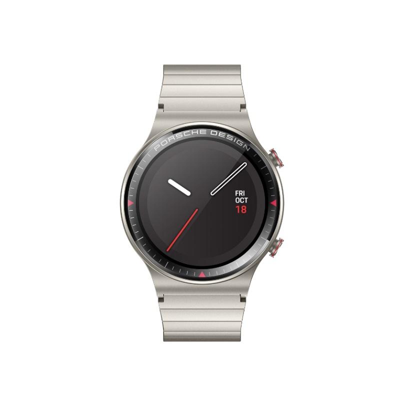 smartwatch Huawei Watch GT 2 Pro Porsche Design cena specyfikacja dane techniczne funkcje