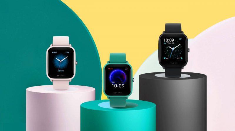 smartwatch Huami Amazfit Bip U Pro cena plotki przecieki wycieki specyfikacja dane techniczne