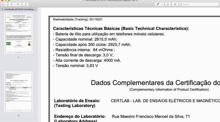 Apple iPhone 12 Mini jaka pojemność baterii bateria akumulator