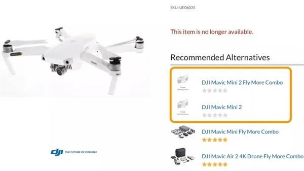 kiedy premiera DJI Mavic Mini 2 dron specyfikacja bateria cena