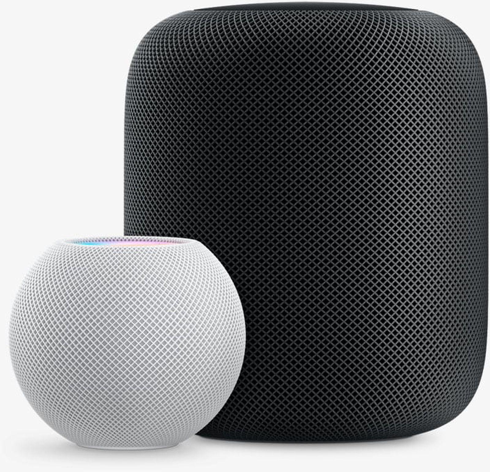 HomePod Mini aktualizacja Apple TV 4K dźwięk Dolby Atmos
