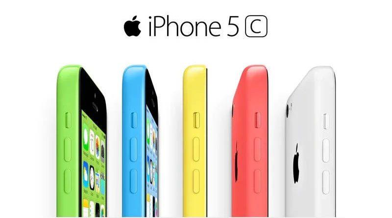 iPhone 5c Apple lista przestarzałych
