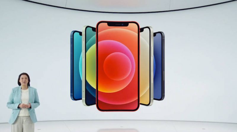 premiera iPhone 12 Mini cena w Polsce 5G specyfikacja dane techniczne co nowego nowe funkcje trend