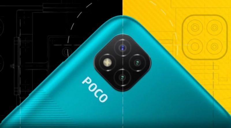 aparat Xiaomi POCO C3 kiedy premiera cena opinie specyfikacja dane techniczne