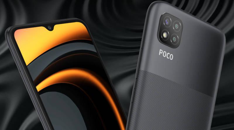 premiera POCO C3 cena Pocophone opinie gdzie kupić najtaniej w Polsce specyfikacja dane techniczne