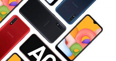Galaxy A02s w Geekbench. Jest częściowa specyfikacja modelu Samsunga