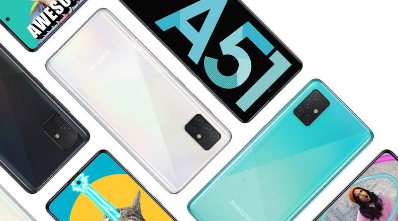 Samsung Galaxy A51 aktualizacja One UI 2.5 co nowego opinie nowości czy warto instalować