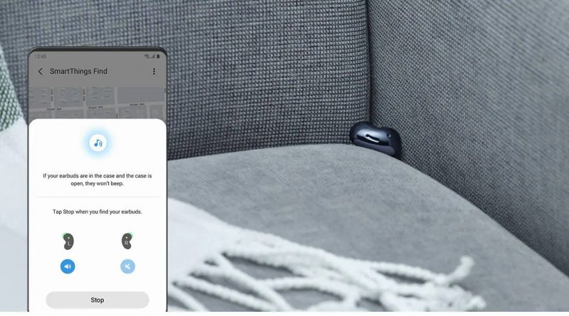 aplikacja SmartThings Find jak znaleźć zgubiony smartfon Samsung Galaxy odnaleźć