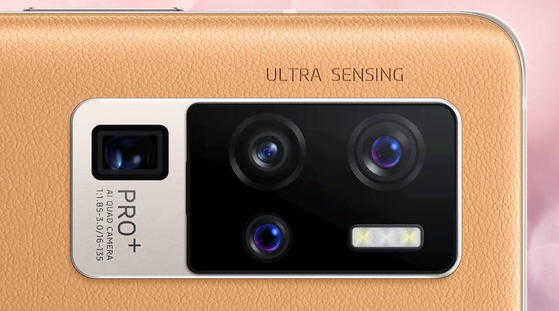 Vivo X50 Pro Plus DxOMark Mobile ocena aparat opinie