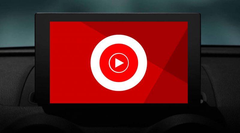 aplikacja YouTube Music dla Android Auto utwory za darmo