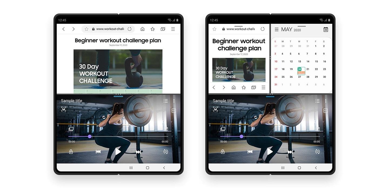 harmonogram kiedy One UI 3.0 aktualizacja Samsung nowości co nowego wykaz zmian data premiery
