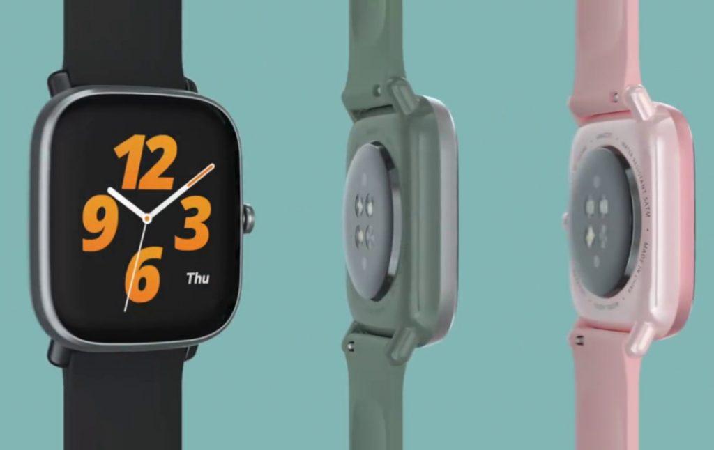 kiedy premiera Amazfit GTS 2 Mini cena smartwatch Huami data premiery specyfikacja