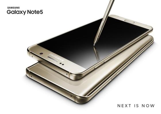 Galaxy S6 i Galaxy Note 5 dostają nowe aktualizacje firmware Android Nougat