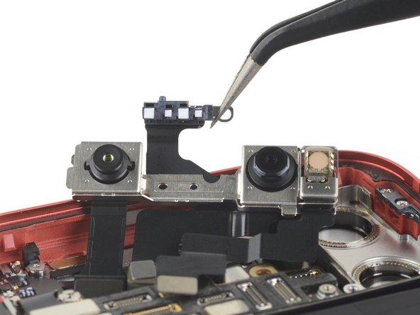 Apple iPhone 12 Mini rozbiórka iFixit komponenty