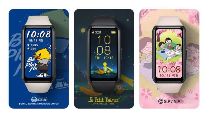 premiera opaska Honor Band 6 NFC cena specyfikacja techniczna funkcje dane techniczne