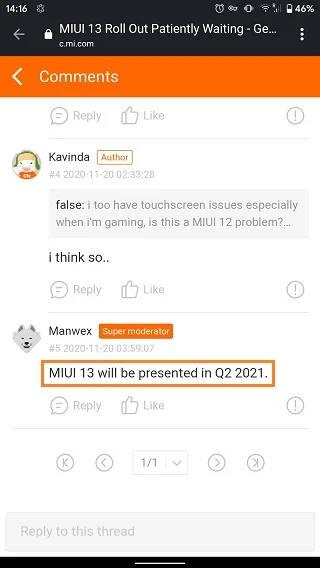 kiedy MIUI 13 prezenracja nakladka Xiaomi