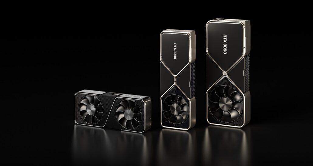 kiedy premiera karty grafiki Nvidia GeForce RTX 3050 cena plotki przecieki wycieki specyfikacja techniczna dane techniczne jaki GPU Ampere GA107