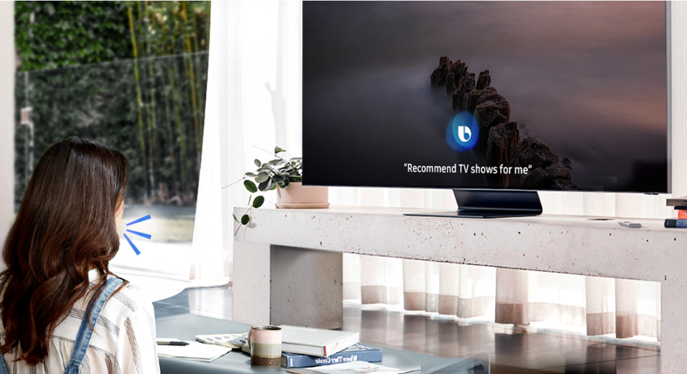 Amazon Alexa Asystent Google na telewizory Samsung Smart TV